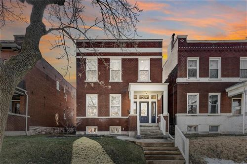 Photo of 3838 Mcdonald Avenue, St Louis, MO 63116 (MLS # 21011441)