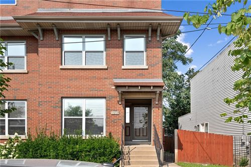 Photo of 1307 S Newstead Avenue, St Louis, MO 63110 (MLS # 21032443)