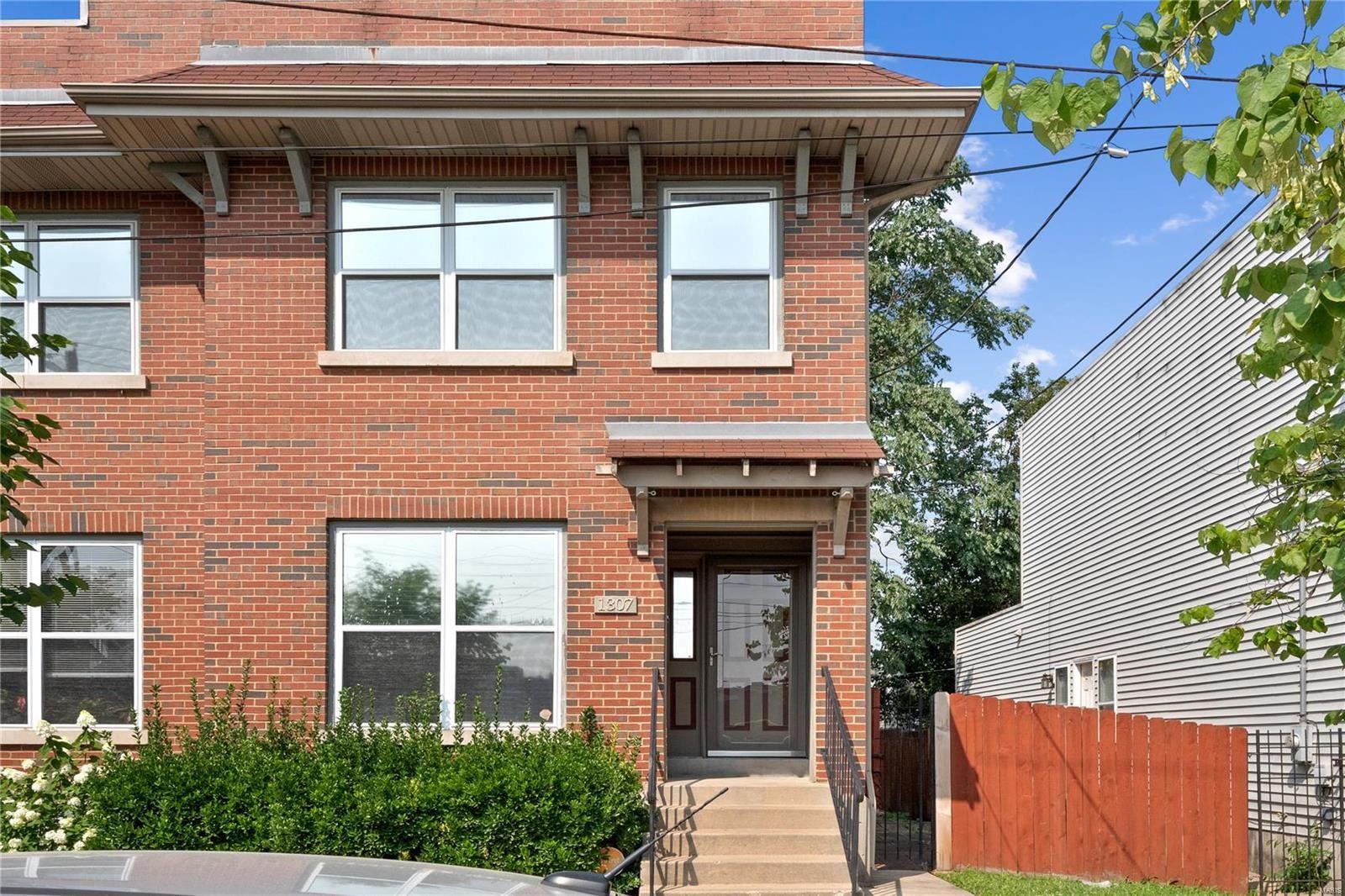 1307 S Newstead Avenue, Saint Louis, MO 63110 - MLS#: 21032443