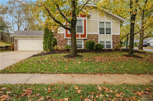 Photo of 1024 Hollyleaf Court, Ballwin, MO 63021 (MLS # 20078444)