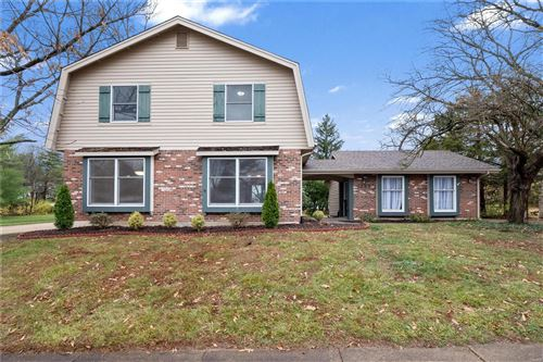 Photo of 1853 Rockmoor Drive, Chesterfield, MO 63017 (MLS # 20080446)