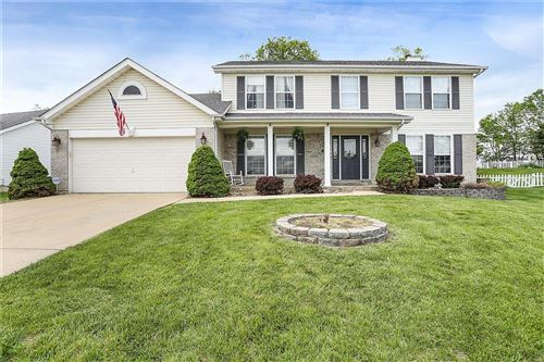 Photo of 1016 Wake, Wentzville, MO 63385 (MLS # 21029447)