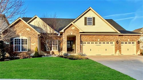 Photo of 44 Verdant View Manor Court, Wentzville, MO 63385 (MLS # 20003448)