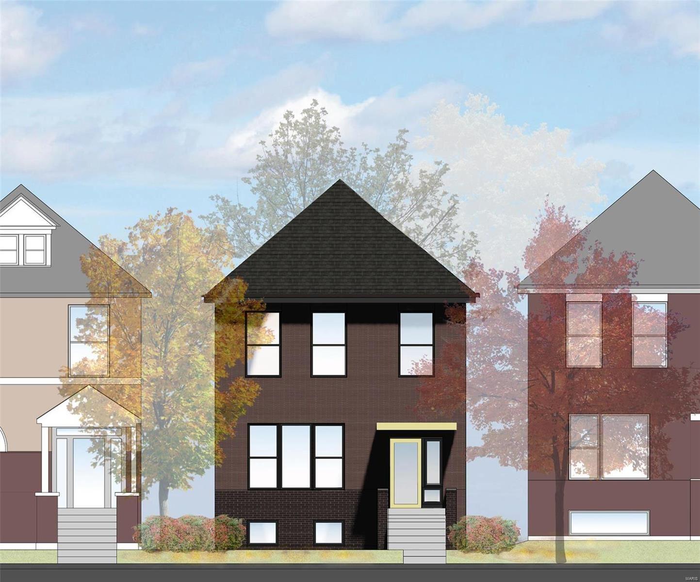 3428 Vista Avenue, Saint Louis, MO 63104 - #: 20072448