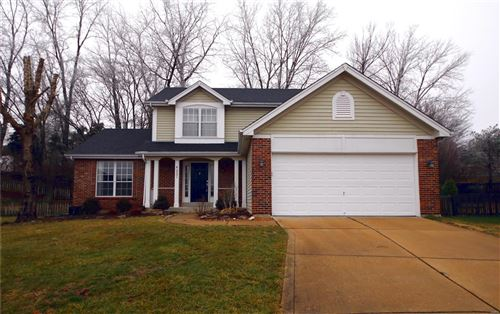Photo of 2301 Kingstowne Place Court, Wildwood, MO 63011 (MLS # 21001451)