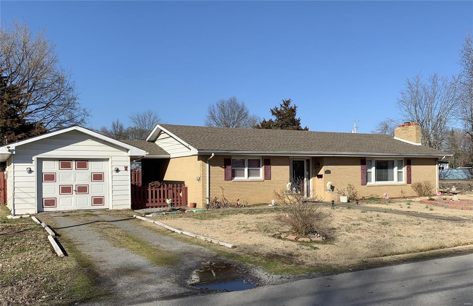 1001 West 6th, West Frankfort, IL 62896 - MLS#: 20014460