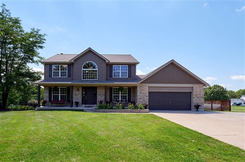 Photo of 7 Creek Bottom Court, Wentzville, MO 63385 (MLS # 20043469)
