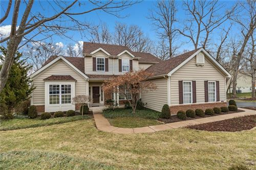 Photo of 17437 Radcliffe Place Drive, Wildwood, MO 63025 (MLS # 21002469)
