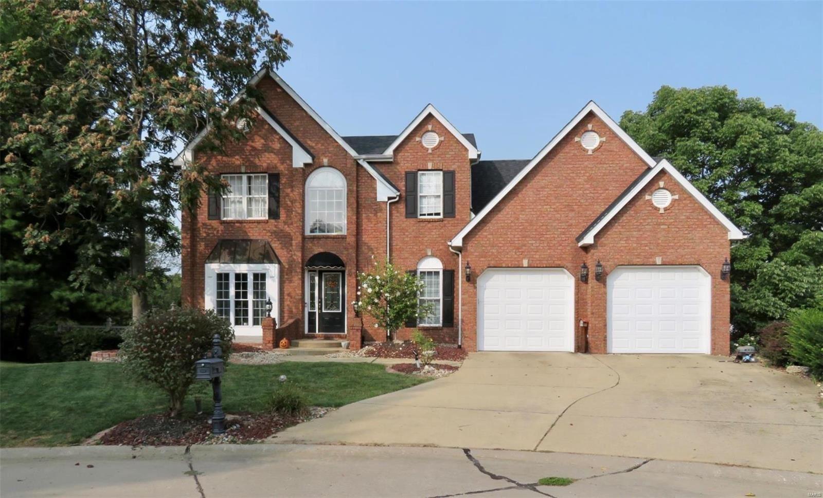 2724 Lakebridge Court, Maryville, IL 62062 - MLS#: 20068476