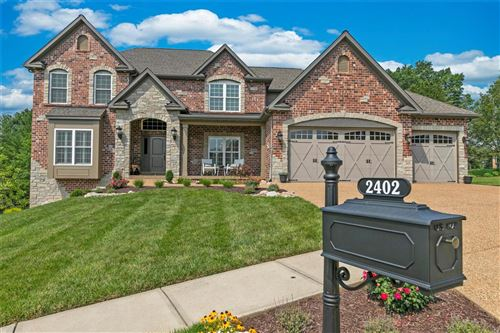 Photo of 2402 Christopher View Drive, St Louis, MO 63129 (MLS # 21051483)
