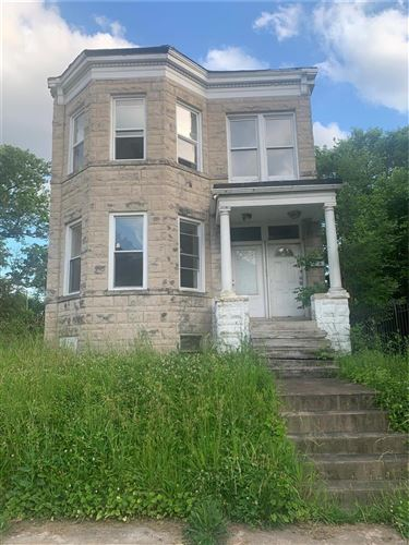 Photo of 5040 Cates Avenue, St Louis, MO 63108 (MLS # 21035486)