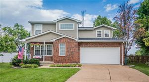 Photo of 5501 Hennessey Court, St Louis, MO 63139 (MLS # 19047487)