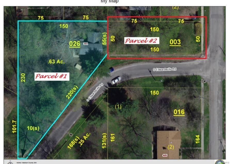 301 Edwardsville Road, Worden, IL 62097 - MLS#: 19072510
