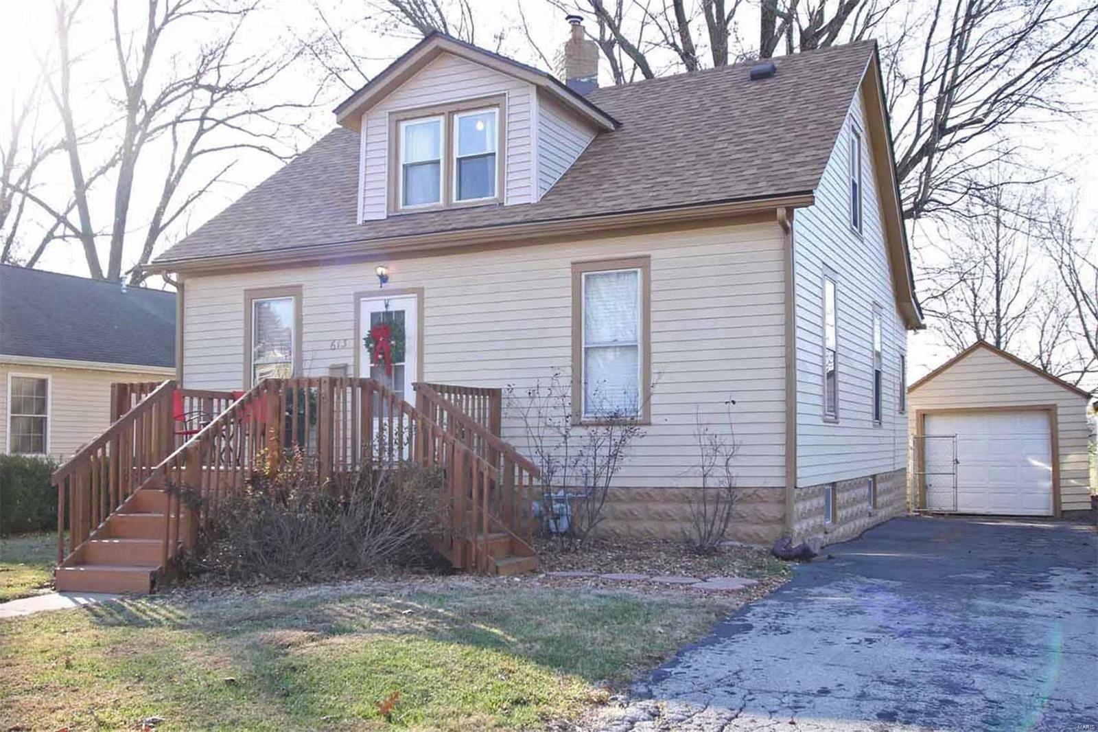 613 Home Avenue, Edwardsville, IL 62025 - #: 20087510