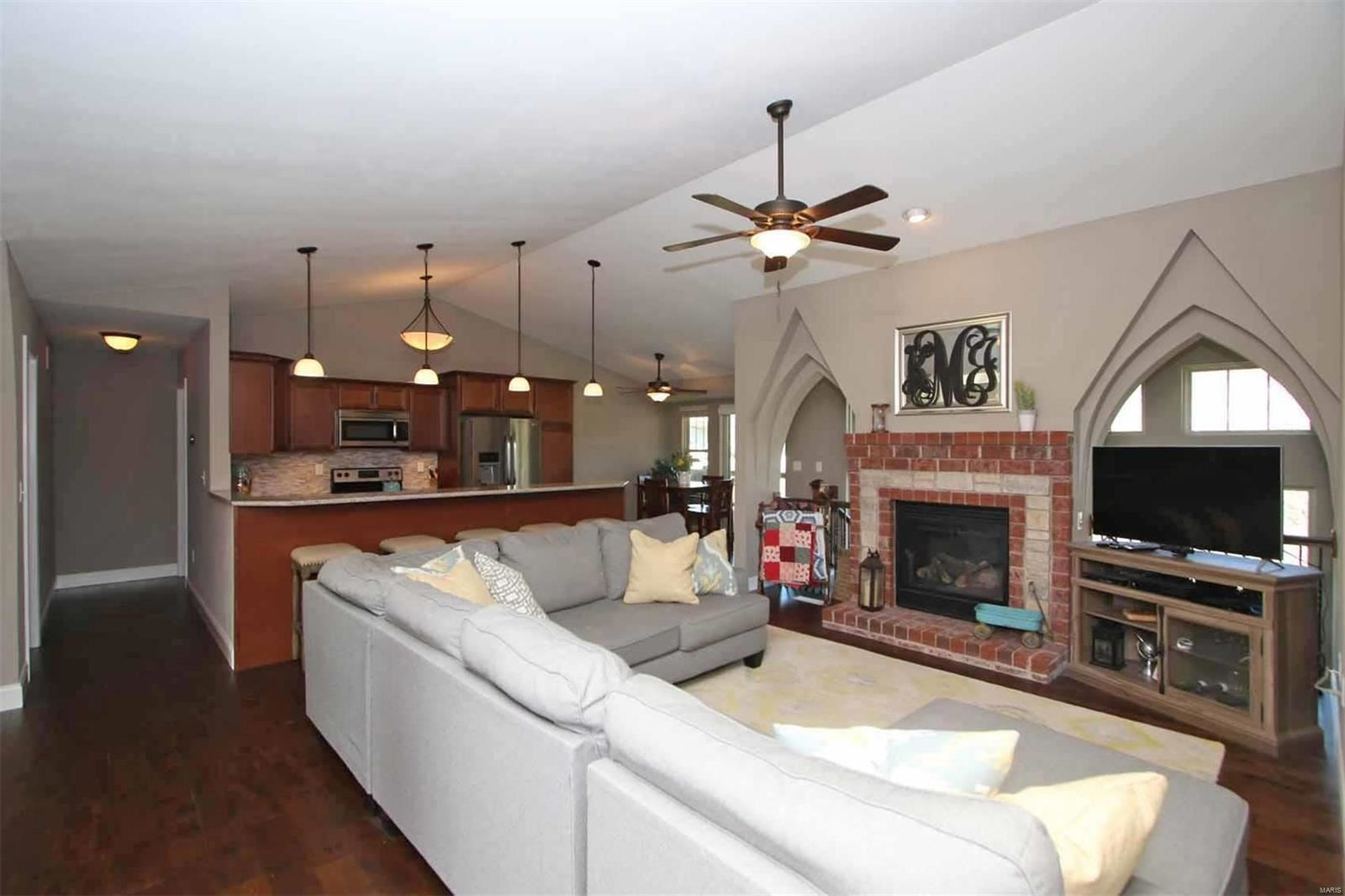 15 Forest Knoll Court, Troy, IL 62294 - MLS#: 20014513