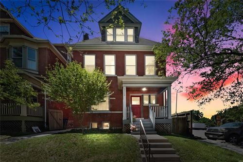 Photo of 3542 Sidney, St Louis, MO 63104 (MLS # 21030514)