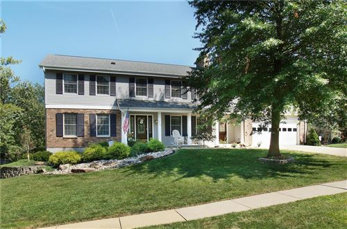 Photo of 2004 Fairway Bend, Chesterfield, MO 63017 (MLS # 21063516)