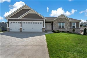 Photo of 1803 Barclay forest Court, Wentzville, MO 63385 (MLS # 19070518)