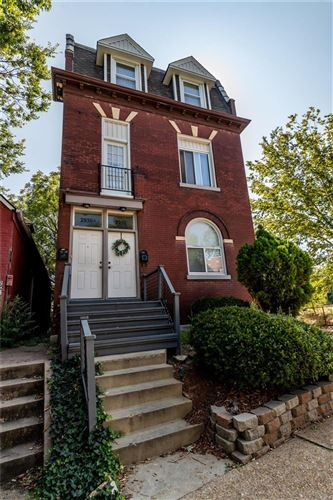 Photo of 2930 Minnesota Avenue, St Louis, MO 63118 (MLS # 20069518)