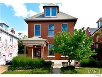 Photo of 3023 Shenandoah Avenue, St Louis, MO 63104 (MLS # 21024519)
