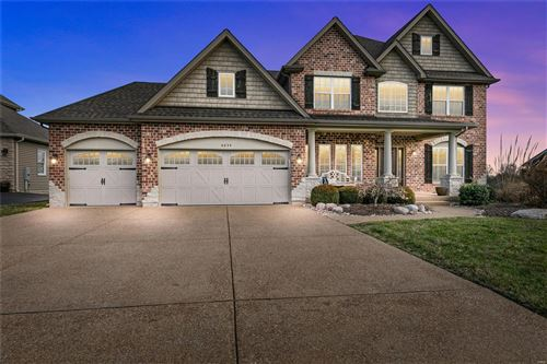 Photo of 6654 Christopher Drive, St Louis, MO 63129 (MLS # 20003521)
