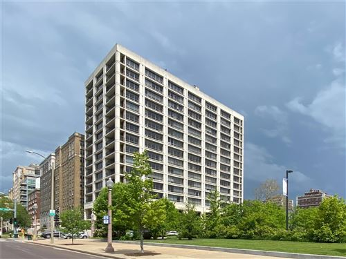 Photo of 4501 Lindell #5J, St Louis, MO 63108 (MLS # 20024522)