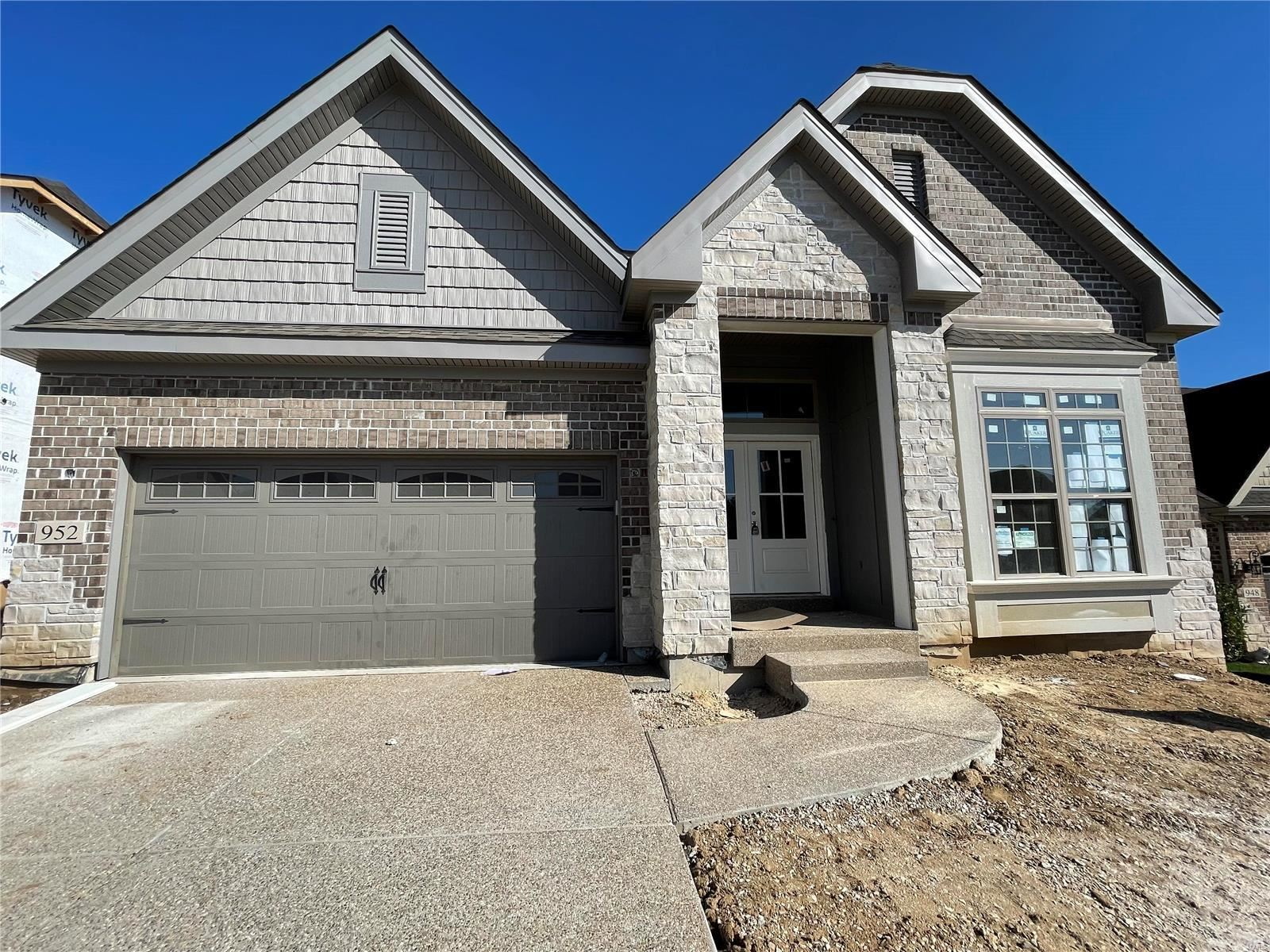 952 Grand Reserve (Lot 4), Chesterfield, MO 63017 - MLS#: 20068522