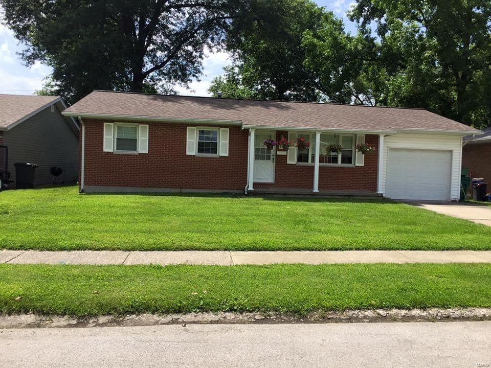 4041 Sara Street, Granite City, IL 62040 - MLS#: 21061522