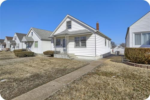 Photo of 5645 Bischoff Avenue, St Louis, MO 63110 (MLS # 21011523)