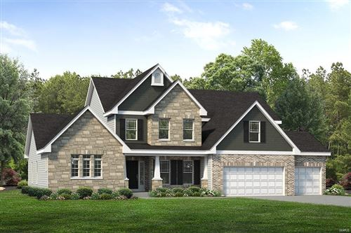 Photo of 1 Turnberry Inverness, Dardenne Prairie, MO 63368 (MLS # 21030523)