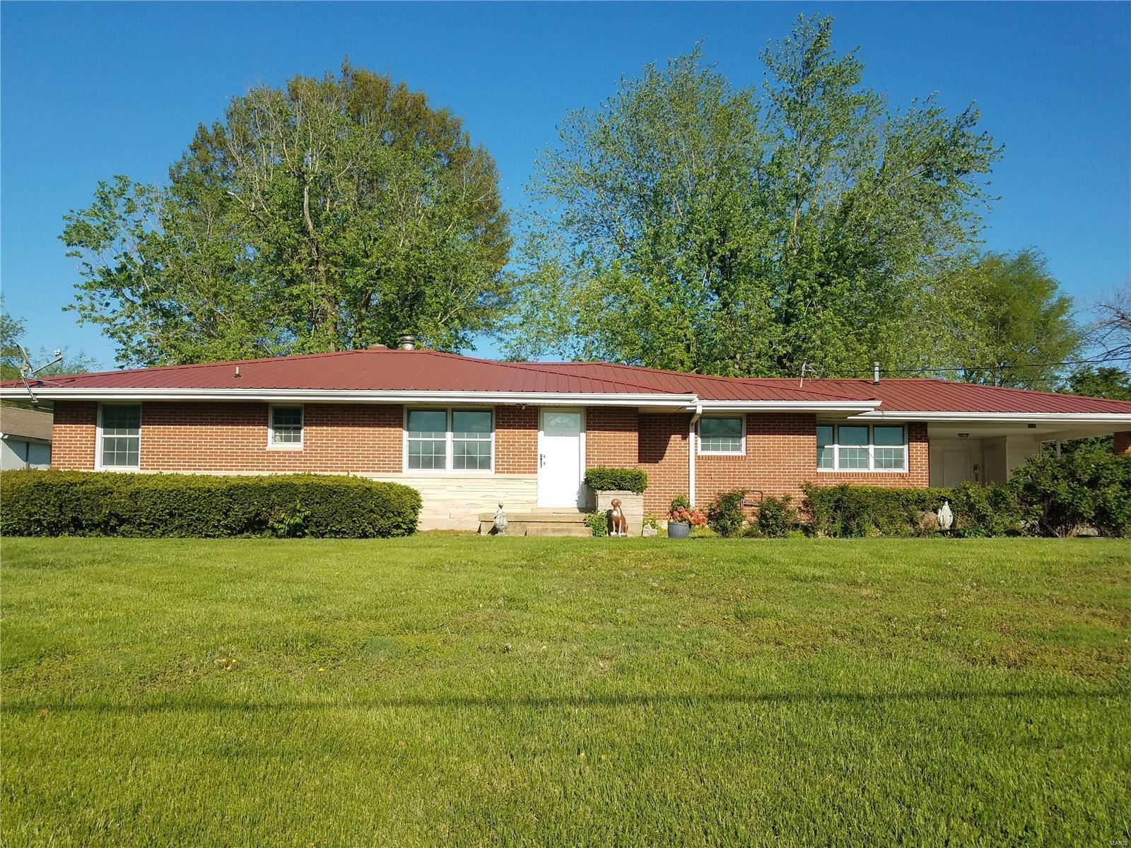Photo of 710 North Farmington, Jackson, MO 63755 (MLS # 21028543)