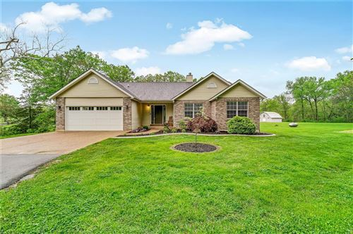 Photo of 1618 Sneak Road, Foristell, MO 63348 (MLS # 21023545)