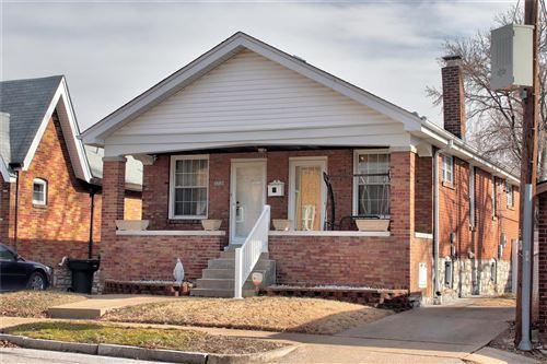 Photo of 4234 Hydraulic Avenue, St Louis, MO 63116 (MLS # 21003547)