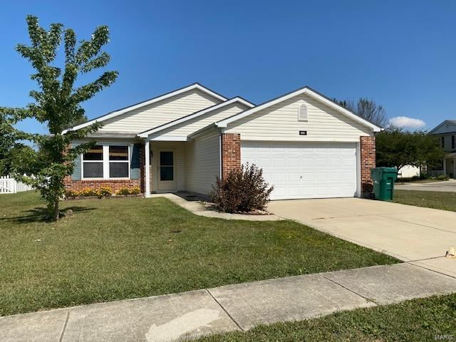 1401 Royal Forest Drive, Mascoutah, IL 62258 - MLS#: 21064547