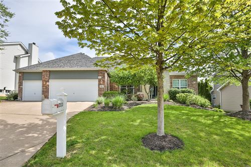 Photo of 203 Vista Pointe Court, St Peters, MO 63376 (MLS # 21024550)