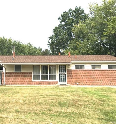 Photo of 8811 Cochise, St Louis, MO 63132 (MLS # 20066556)