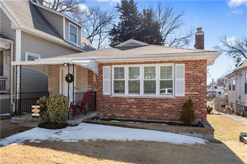 Photo of 4150 Bates Avenue, St Louis, MO 63116 (MLS # 21011558)