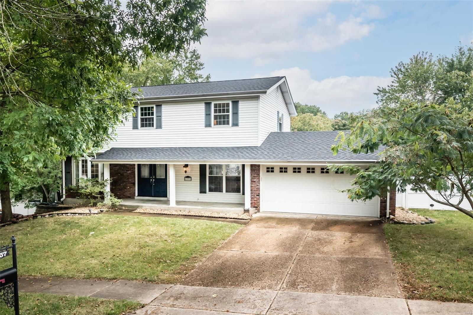 1237 Cedar Creek Road, Chesterfield, MO 63017 - MLS#: 21072559