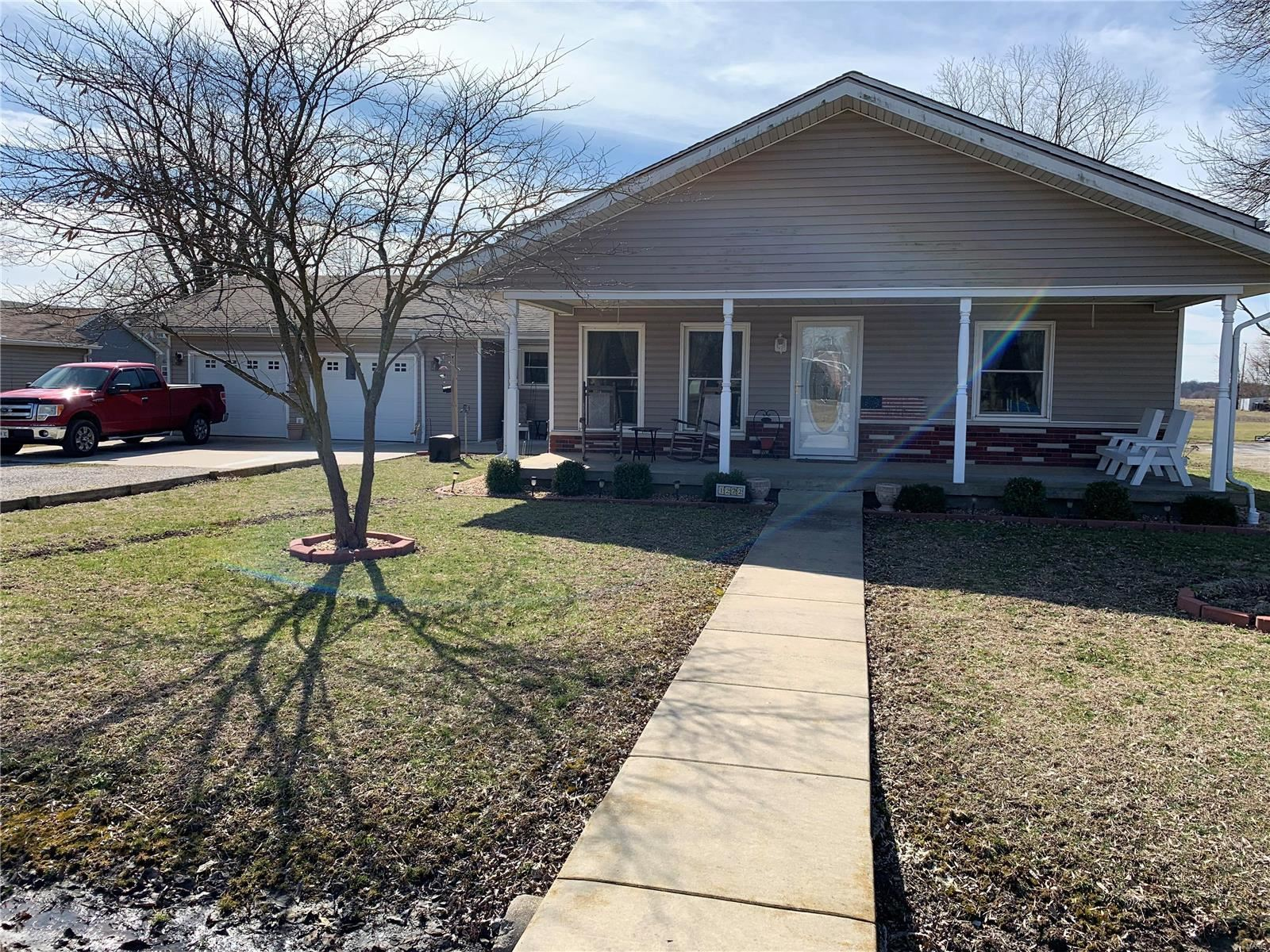 1272 Line Street, Coulterville, IL 62237 - MLS#: 20016563