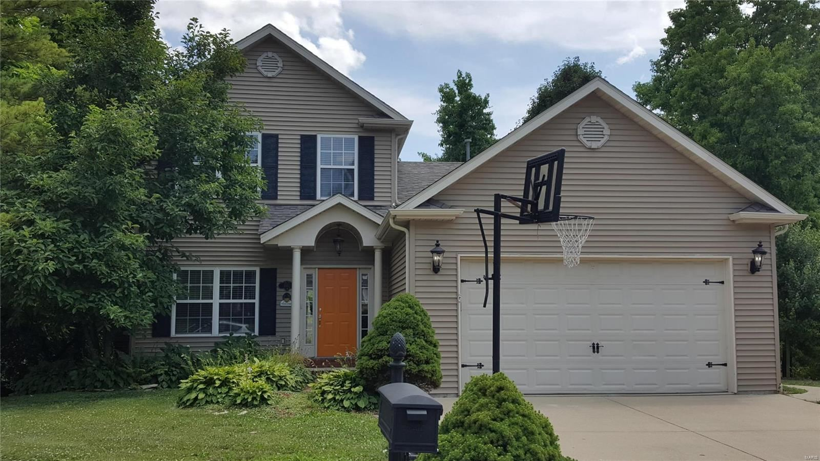 1002 Hickory Point, Collinsville, IL 62234 - MLS#: 20044568