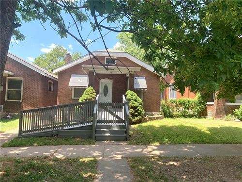 Photo of 4319 S 38th, St Louis, MO 63116 (MLS # 21041572)