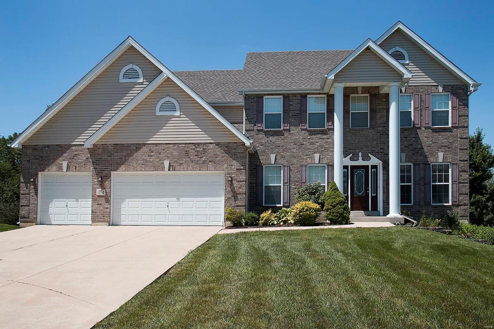 1154 Hollow Valley Court, Saint Charles, MO 63304 - MLS#: 21063578