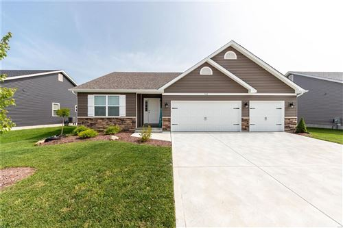 Photo of 502 Summerbrook Estates Court, Wentzville, MO 63385 (MLS # 21029580)