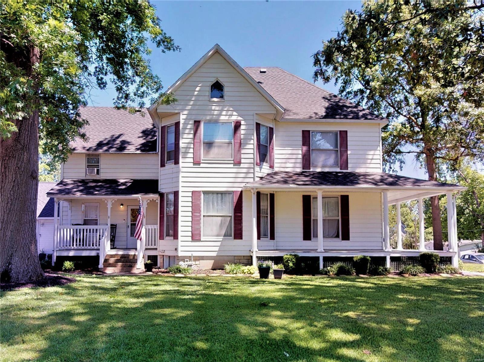 405 North Park, Marissa, IL 62257 - MLS#: 20003585