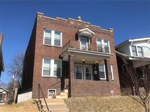 Photo of 4609 Wilcox Avenue, St Louis, MO 63116 (MLS # 21011591)