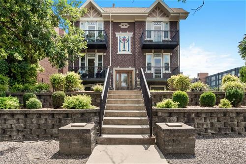 Photo of 4512 Laclede Avenue, St Louis, MO 63108 (MLS # 21044593)