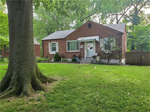 Photo of 4368 Schirmer Street, St Louis, MO 63116 (MLS # 20047597)