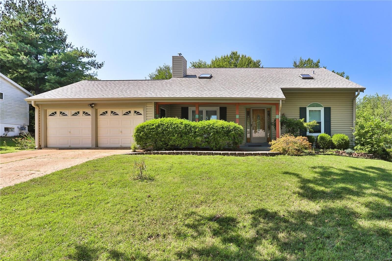 827 Country Heights Court, Manchester, MO 63021 - #: 21061597