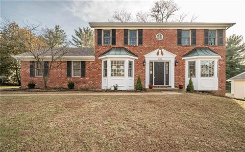 Photo of 2144 Trailcrest, St Louis, MO 63122 (MLS # 20002600)