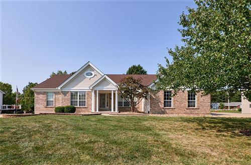 Photo of 5725 Westchester Meadows Drive, Weldon Spring, MO 63304 (MLS # 21065601)